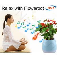 Outdoor Magic Illuminated Flower Pots 1200mAh 4hours Charging Time For Relaxing Manufactures
