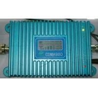 China 220V CDMA Home Mobile Phone Signal Booster 17dbm With LCD Screen on sale