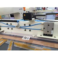 High Speed Industrial Sewing Machines , Automatic Template Sewing Machine For High Pocket Manufactures