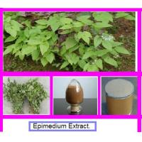 Buy cheap epimedium herb extract/Epimedium /Icariin 10% 20% 30% 40%,50% 60% 70% 80% 90% 98% from wholesalers