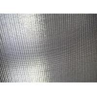 China SS Woven Wire Mesh , Square Mesh Wire Cloth For Chemistry Industry on sale