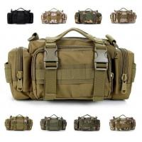 China Factory outlet outdoor sport cycling tactical gripesack waist bag single shoulder satchel on sale
