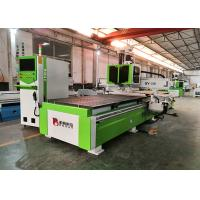 China CE Certificated Compound Plank CNC Engraving And Cutting Machine For Woodworking on sale