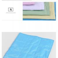 Quality repetitive use anti static microfiber cleaning cloth for sale