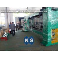 Heavy Type Hexagonal Wire Netting Machine With 4300mm Width Netting Weaving Machine Manufactures