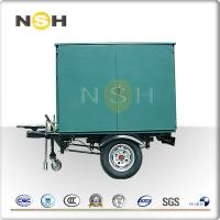 Fully Aluminum Closed Doors Insulation Oil Purifier Mobile Transformer Oil Purifier Manufactures
