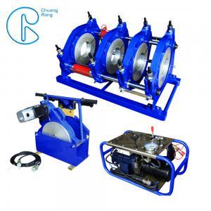 China 220 V / 240 V160 250 315 450 Butt Fusion Welding Machine , Plastic Hdpe Pipe Welding Machine on sale
