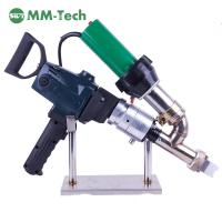 hdpe hand extruder for PP rods,hand extrusion welder gun for welding HDPE/PP/PVDF sheet/pipes and fittings,