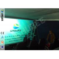Interactive Mobile 5D Theater System For Amusement Equipment Manufactures