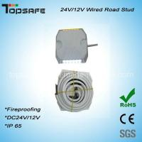 CE, RoHS Approved 12/24vdc or 110~220vac Wired Flashing LED Road Studs Manufactures
