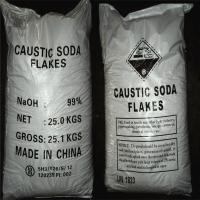 China CAUSTIC SODA Flake/pearl/solid on sale