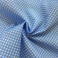 Poplin Printed Polycotton Fabric 90% Polyester / 10% Cotton 96X72 Density Manufactures
