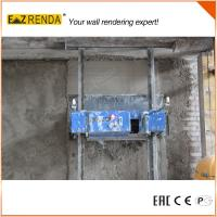 Quality Building Automatic Wall Rendering Machine With Plastering Techniques 50HZ for sale