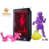 China High Precision FDM 3D Printer Single Extruder with LED Display on sale