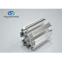 Heat Sink Polishing Surface Aluminum Extrusion Profiles With Alloy 6463 Manufactures