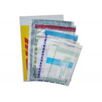 Custom Logo Printing Tamper Evident Postal Bag Security Self - Seal Bags for bank Manufactures