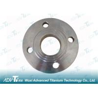 Quality ASME / ANSI B 16.5 Titanium Pipe Fittings ASTM B381 Gr5 With FF Flange Surface for sale