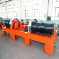 Dual lifting high head  sytle Hoist winch for river and lake waterworks station Manufactures
