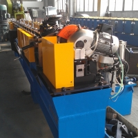 China Cassette Type Blinds Fence Roll Forming Machine with High Quality on sale