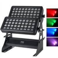 72pcs Rgbw 4 In 1 10w Ip65 High Power Led Flood Light For Building Manufactures