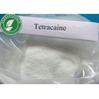 Pharmaceutical Medical Anesthetic Raw Powder Tetracaine For Pain Killer Manufactures