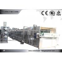 3 Stages Beverage Auxiliary Equipment Spray Cooler and Bottler Warme Manufactures