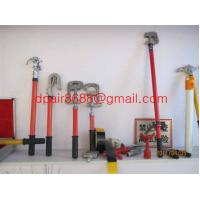 High Voltage Portable Grounding Rod Manufactures