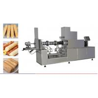 Mini Chocolate Core Filled Snack Food Processing Line Small Capacity High Performance Manufactures