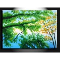 D019 Amazing Beautiful Paint Scenery Handmade Oil Painting with Replacement Guarantee Manufactures