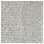 Wood Color 3d Foam Wall Panels , Marble Color Xpe Foam Wallpaper Manufactures