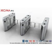 Security 900mm Swing Barrier Gate Handicap Accessible RFID Turnstyle Gates Manufactures