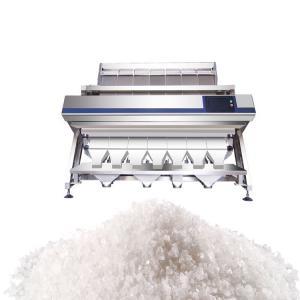 Optical Salt Color Sorting Machine Super titanium steel salt color sorter Manufactures