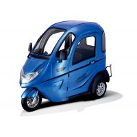 Green Power Electric Passenger Tricycle Disc Brake 2 Passengers Adjustable Seat 3 Wheels Manufactures