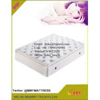 Memory Foam Mattresses with Pocket Coil Spring Manufactures