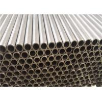 Black Painted Hollow Steel Tube ST52.4 , Cold Drawing Precision Steel Pipe Manufactures