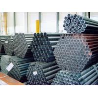 round / Square / Rectangle / Ellipse galvanized, black color ERW Welded Steel Pipes / Pipe Manufactures