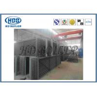 China Steel Industrial Condensing Economizer For Gas Hot Water Boiler Energy Saving for sale