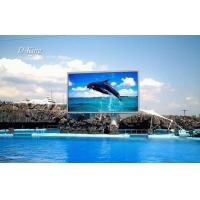 Hight Brightness Outdoor Full Color P10 LED Screen Display For Event Real Pixel Manufactures