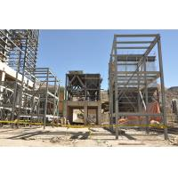 Industrial Pre-engineered Steel Metal Building Customization And Fabrication Manufactures