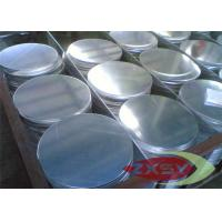 Coating / Printing Deep-drawing Aluminum Circle For Pans Alloy 3003 Manufactures
