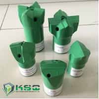 7 / 11 / 12 Degree Taper Chisel Drill Bit for Small Hole Rock Drilling Tools Manufactures