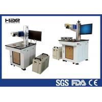 Hdpe Ldpe High Contrast Uv Co2 Laser Marking Machine Air Cooling Mode Manufactures