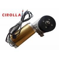 China High Torque Electric Motor with Planetary Gears , 24 volt dc motor on sale