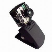 CMOS PC Camera with USB2.0 Interface, Includes 3mm to Infinity Focusing and Snapshot Button Manufactures