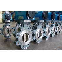 China Butterfly Valve by manual Operator with Stainless Steel Material on sale