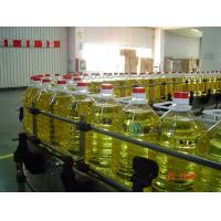 Automatic 5L Edible Oil Filling Machine With Screw Cap , Oil Bottle Filling Machine Manufactures