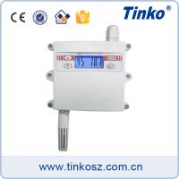 Tinko TKSF temperature and humidity transmitter with LCD display the new products for 2015 Manufactures