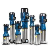 China Electric Powered Cnp Vertical Multistage Centrifugal Pump Stainless Steel on sale