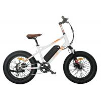 Kids Full Suspension Fat Tire Electric Bike Lithium Battery 7 Speed Gear Manufactures