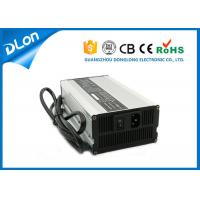 Quality 100VAC ~ 240VAC 600W 24v 15A battery charger for lead acid batteries / gel / agm batteries for sale